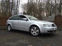 Audi A4 Estate Tdi Automatic Years Mot No Advisorys Full Service History With Over 13k In Receipts !