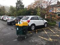 Car Wash Valeting Business For Sale - Busy Shopping Centre Car Park - Trolly Hand Wash - FREE Water