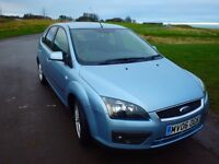 Ford Focus 1600 zetec only 76000 miles