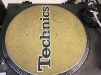 Technics SL12 MK 2 Turntable
