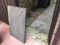 Paving stones gray 3x2, 50mm thick.2x2 60mm thick