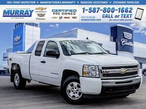 2011 Chevrolet Silverado 1500 **Low KMs!  Keyless Entry!**