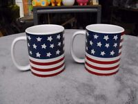 Pair Of Ralph Lauren Designer Mugs