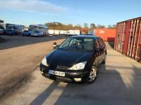 Ford Focus 2004 1.6 petrol new mot bargain!