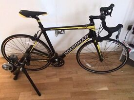 Boardman Road Team Carbon Bike - 55.5cm - 4 months old, never used on the road