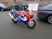Honda CBR 600 F4i 2002 may swap