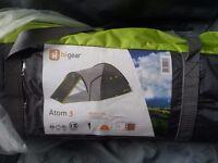 Camping Gear - Tent, Mattress, Sleeping bag, Camping Chair, Double Air Mattress