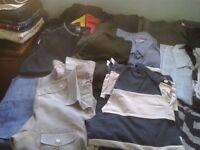 Men's clothes size medium / large