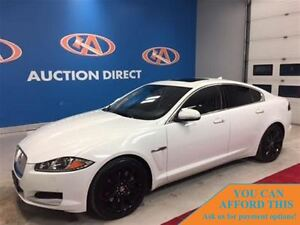 2013 Jaguar XF 3.0L AWD! SUPERCHARGED! NAVI! SUNROOF!