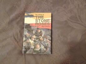 Softback Book. THE MAKING OF THE STONE ROSES.