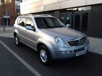 SsangYong Rexton SUV 4X4 MK 1 2.7 TD RX 270 S 5dr 3.5 ton Towing capacity - Full Service History!