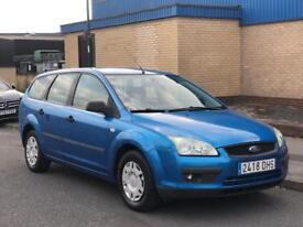 LHD 2005 Ford Focus 1.6 TDCi ESTATE SPANISH LEFT HAND DRIVE