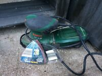 Bosh PSM 160A sander in great working condition