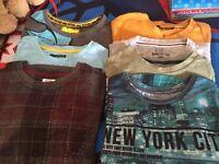 Boys tshirt bundle (6-7yrs)