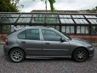 2003 MG ZR ATOMIX (4 DOOR, 1.4, XPOWER GREY)