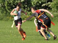 Mixed Social Adult Tag Rugby - Male and Female Players Wanted for Teams