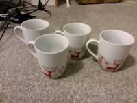 Mugs (Christmas style)