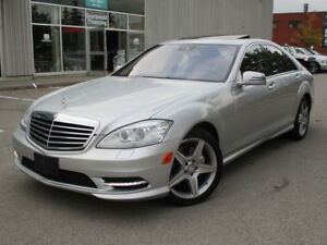 2011 Mercedes-Benz S-Class S450 4MATIC AMG PKG FULLY LOADED