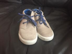 Boys Clarks shoes size uk11