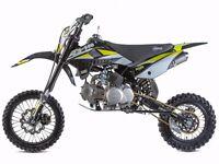 Stomp Z3 140cc 2016 Pit Bike