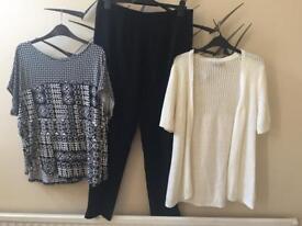 Woman's clothes bundle, size 12