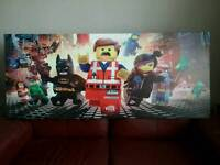 Lego canvas