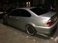 BMW 318CI Msport Stage 1 remap £2500