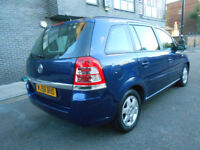 2008 Vauxhall Zafira 1.6 Excellent Condition 7 Seater MPV not Sharan Galaxy Previa Part X Swap Swop