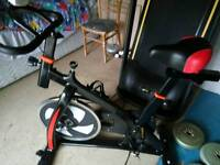 18kg spin bike