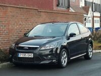 Ford Focus TDCI ST Hirvonen (2010) + LHD LEFT HAND DRIVE + GENUINE 52K + 1 OWNER + HIGH SPEC +