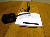 Wireless Broadband Router.