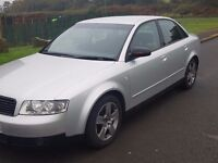 Audi a4 1.9tdi 130bhp brand new mot sale or swap