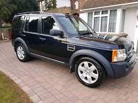 2008 Land Rover Discovery 3 2.7TD HSE