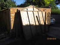 10 X 8 Garden Shed / Summer house