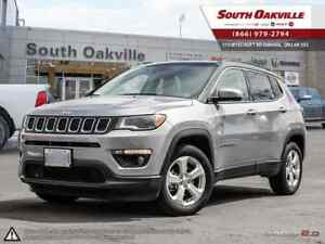 2018 Jeep Compass North | DUAL SUNROOF | NAVIGATION | REAR CAMER