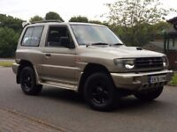 MITSUBISHI SHOGUN 2.8 TD MANUAL DIESEL 4X4 4WD SWB PART EXCHANGE WELCOME