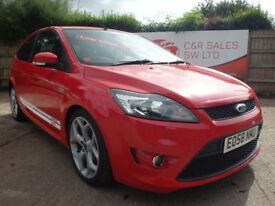 2008 Ford Focus st-3 low mileage!