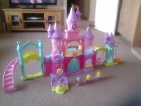 Toot Toot Castle