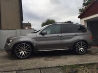 "BMW X5 4.8is . 22"" Onyx wheels. Adjustable air suspension **Sell or Swap**"