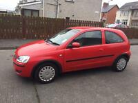 LATE 06 VAUXHALL CORSA 1.0 CLASSIC LOW INSURANCE!3DR*ONLY 61K!PRISTINE!BARGAIN!