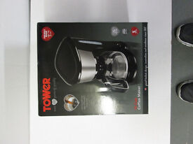 Tower Coffee Maker - New