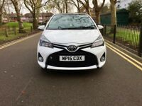 2015 Toyota Yaris 1.33 Sport 5dr | Low Miles | New Shape | SatNav | Revers Camera | glass sunroof