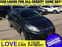 2011 Ford Fiesta SE * SHOWROOM CONDITION * OPEN SUNDAYS