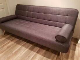 Stylish Upholstered Sofabed