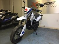 Lexmoto Adrenaline 125cc Supermoto, 1 Owner, Good Condition, ** Finance Available **