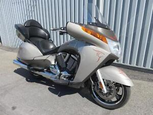 2013 Victory VISION TOURING