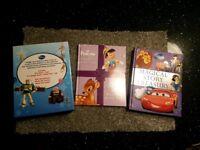 Various Disney books