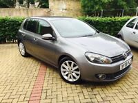 VOLKSWAGEN GOLF 2.0 GT TDI 59 PLATE***1 OWNER*** MINT CONDITION