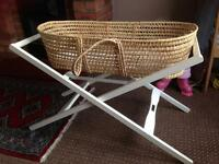 Mosses basket + stand
