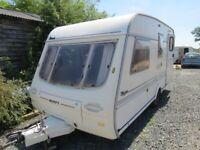 Swift 5 Berth Caravan 1993